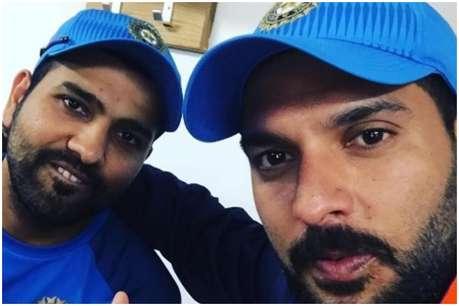 IPL 2019: युवराज सिंह के लिए रोहित शर्मा ने लिया बड़ा फैसला, दे दी ये 'कुर्बानी'!
