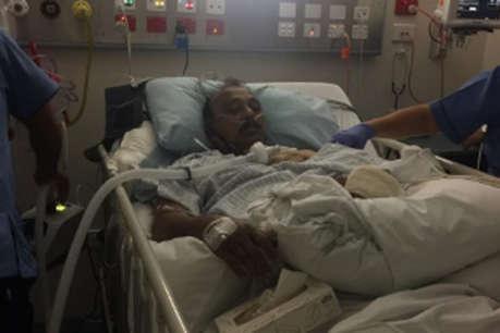 न्यूजीलैंड मस्जिद हमले में जमशेदपुर के मो शमीम को लगी गोली