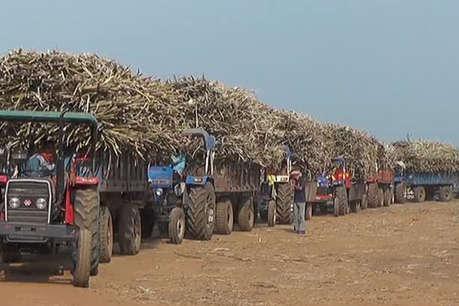 करकाभाठ शक्कर कारखाना गन्ना किसानों के लिए बना परेशानी का सबब