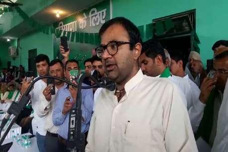 ओपी चौटाला ने जेल से चिट्ठी भेज पूछा- 'क्या हरे व भगवा रंग को एक साथ देखना चाहते हैं' ?