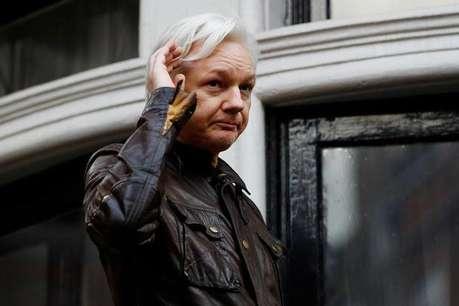 ब्रिटिश पुलिस ने असांज को किया गिरफ्तार, विकिलीक्स फाउंडर जमानत की शर्तों के उल्लंघन का दोषी