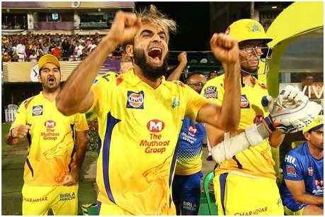 इमरान ताहिर ने IPL में अपनी कामयाबी का खोला राज, इस खिलाड़ी को दिया श्रेय