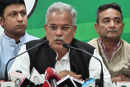 लोकसभा चुनाव में हार की समीक्षा के लिए दिल्ली जाएंगे मुख्यमंत्री भूपेश बघेल