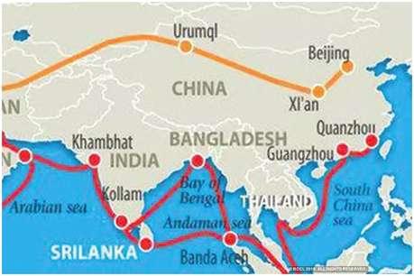 चीन ने BRI के नक्शे में अरुणाचल और पाक अधिकृत कश्मीर को माना भारत का हिस्सा