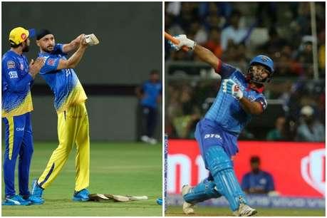 IPL 2019: रिषभ पंत को देखते ही चेन्नई सुपरकिंग्स के खिलाड़ियों ने छोड़ दी प्रैक्टिस!