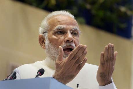 किसानों पर सियासत हो सकती है तो जवानों की शहादत चुनावी मुद्दा क्यों नहीं- PM मोदी