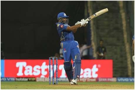 IPL: वानखेड़े में आया पोलार्ड का तूफान, 31 गेंदों में 83 रन ठोके, मुंबई को आखिरी गेंद पर मिली जीत
