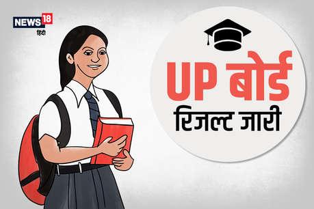 UP Board Result 2019: यहां देखें 12th के टॉप थ्री टॉपर्स की मार्कशीट
