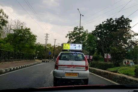 सोशल मीडिया पर धूम मचा रही है हैदराबाद की यह टैक्सी, आईसीसी भी हुई इंप्रेस