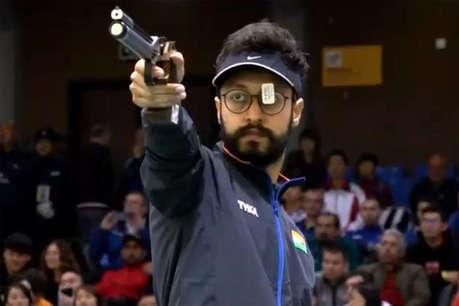 भारत के अभिषेक वर्मा ने 10 मीटर एयर पिस्टल में जीता गोल्ड, कटाया टोक्यो ओलंपिक का टिकट