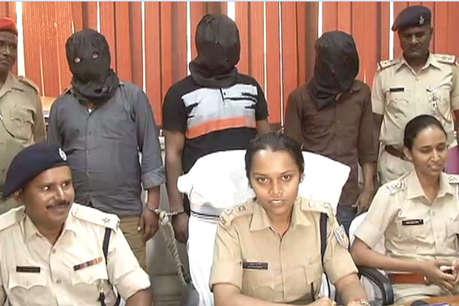 27 क्लोनिंग एटीएम कार्ड्स के साथ 3 साइबर अपराधी गिरफ्तार, लोगों को ऐसे लगाते थे चूना