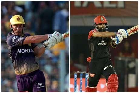 IPL 2019: अपने घर पर हार की हैट्रिक लगा चुकी है KKR, लेकिन बैंगलोर के खिलाफ जीत का मौका!