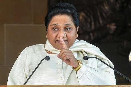 मायावती का आरोप- प्रज्ञा ठाकुर के खिलाफ निष्पक्षता से काम नहीं कर रहा चुनाव आयोग