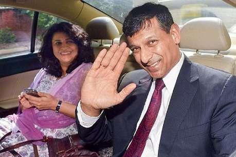 रघुराम राजन का खुलासा- बीवी ने कहा था राजनीति में गए तो छोड़कर चली जाऊंगी