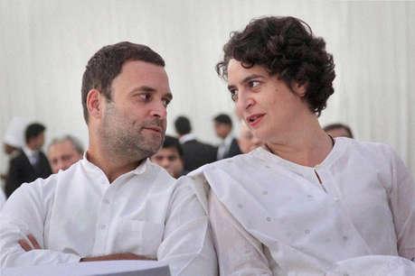 लोकसभा चुनाव 2019: छत्तीसगढ़ में प्रचार के रण से क्यों गायब हैं राहुल-प्रियंका गांधी?