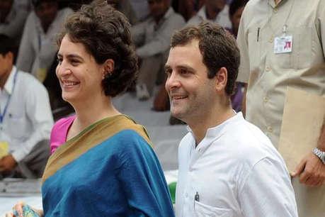 प्रियंका गांधी वाराणसी से चुनाव लड़ेंगी या नहीं? राहुल गांधी ने दिया ये जवाब...