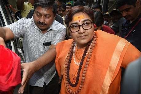 साध्वी प्रज्ञा के बयान से BJP का किनारा, कहा- हमने हेमंत करकरे को हमेशा शहीद माना