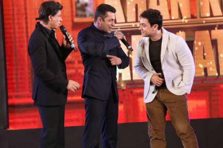 शाहरुख, सलमान और आमिर खान ने छुपकर किया ये काम, आखिर प्लान क्या है?