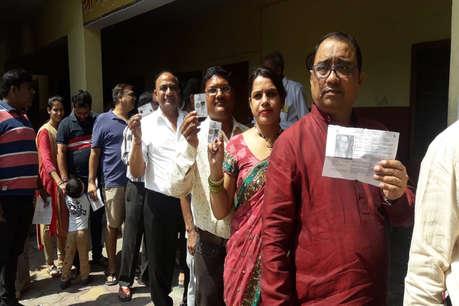 यूपी में 58.12 तो बिहार में 62.52 फीसद पड़े वोट, जानें छत्तीसगढ़ और महाराष्ट्र का हाल