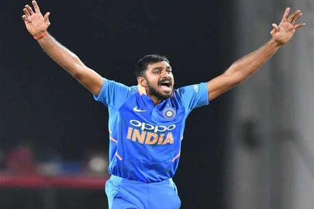 विजय शंकर ने बताया अपने 'दुश्मन' का नाम!
