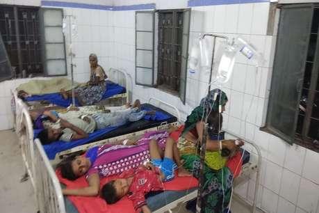 गोलगप्पा खाते ही गांव में मचा कोहराम, तीन दर्जन से ज्यादा लोग अस्पताल में भर्ती