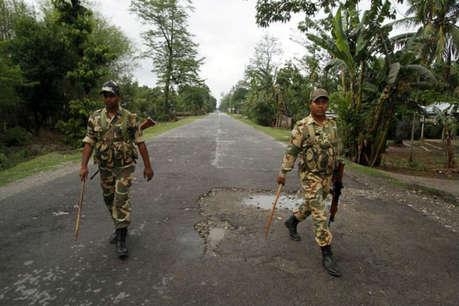 असम के हैलाकांडी में सांप्रदायिक तनाव, 1 की मौत; बुलाई गई सेना