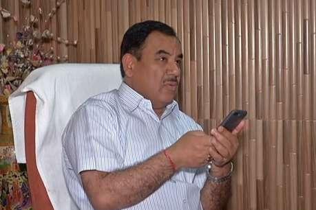 वन मंत्री अपनी उपेक्षा से हुए नाराज, मंत्री पद छोड़ने की दी धमकी