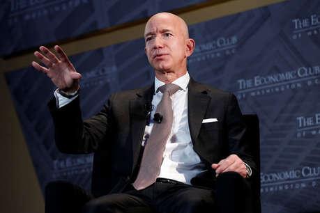 Amazon CEO जैफ बेजोस को इस शख्स ने बना दिया दुनिया का सबसे अमीर आदमी