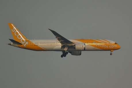 सिंगापुर जा रहे विमान की चेन्नई में कराई इमरजेंसी लैंडिंग