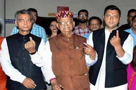 Himachal Election Result 2019: दादा सुखराम ने रिक़ॉर्ड जीत दर्ज की थी, पोते ने बनाया हार का रिक़ॉर्ड