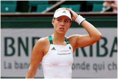 French Open: कर्बर उलटफेर का शिकार, वीनस विलियम्स की भी हार, फेडरर की जीत