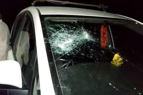 कांग्रेस विधायक महेश परमार पर हमला, बाइक सवारों ने तोड़े गाड़ी के शीशे, मामला दर्ज