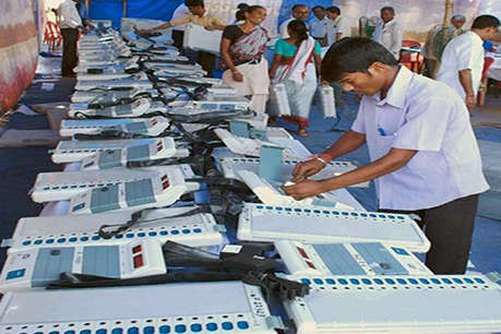 Jharkhand Lok Sabha Election 2019: 18 से 28 राउंड की गिनती में सामने आएंगे 14 सीटों के परिणाम