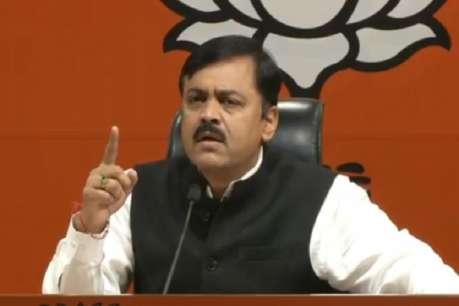 गोडसे पर साध्वी के बयान की BJP ने की निंदा, कहा- सार्वजनिक तौर पर मांगें माफी