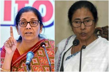 बंगाल में आखिरी चरण की वोटिंग में भी हिंसा, रक्षामंत्री बोलीं- नरसंहार करा सकती है TMC