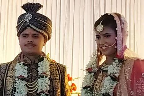 विवाह बंधन में बंधी महिला क्रिकेटर शुभलक्ष्मी