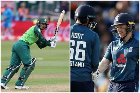 ICC Cricket World Cup 2019: इंग्लैंड और साउथ अफ्रीका के ये 6 खिलाड़ी बाजी पलटने में हैं माहिर