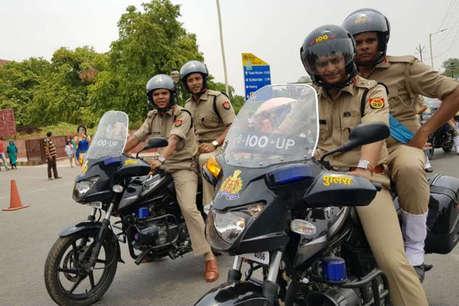 शराबी ने पुलिसवाले से मांगी बाइक, इनकार करने पर जड़ दिया थप्पड़