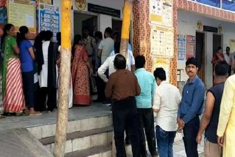 मध्य प्रदेश: मतदान केंद्र पर बैठे बीजेपी एजेंट की अचानक मौत