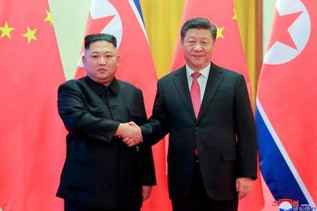 डोनाल्ड ट्रंप से मुलाकात से पहले किम जोंग से मिलेंगे शी जिनपिंग
