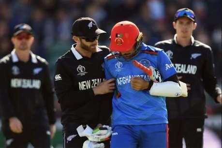 7 विकेट से हारा अफगानिस्तान, पॉइंट्स टेबल में सबसे ऊपर पहुंची न्यूजीलैंड