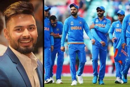ICC क्रिकेट वर्ल्ड कप: ऋषभ पंत पहुंचे इंग्लैंड, सामने आई फोटो