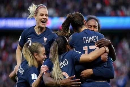 महिला फुटबॉल वर्ल्ड कप: फ्रांस की धमाकेदार शुरुआत,  4-0 से हारा साउथ कोरिया