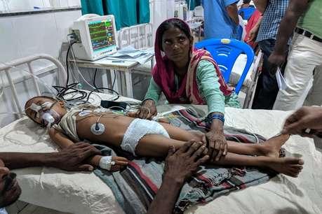 चमकी बुखार से बिहार में 150 से अधिक मासूमों की मौत,  भागलपुर में भी बरपा कहर