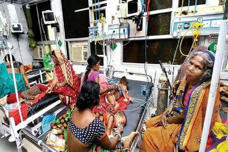 चमकी बुखार- रविवार को दो और बच्चों की गई जान, 167 पहुंचा AES से मौत का आंकड़ा