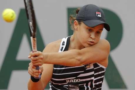 French Open Tennis : कभी क्रिकेटर थीं...आज वोंडरूसोवा से खिताबी जंग लड़ेंगी एश्ले बार्टी