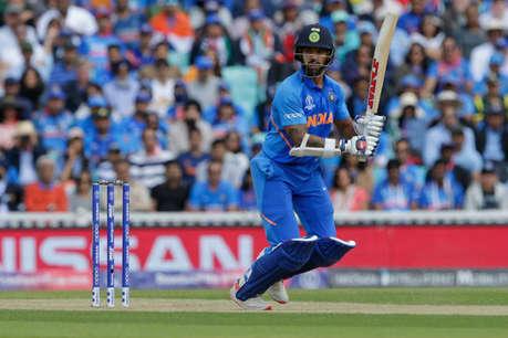 मुश्किल में टीम इंडिया, धवन के खेलने पर सस्पेंस