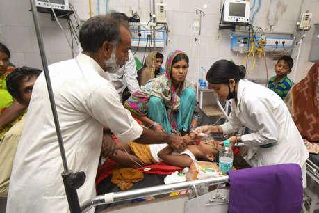 मुजफ्फरपुर में चमकी बुखार से 2 और बच्चों की मौत, 16 जिलों में फैली बीमारी