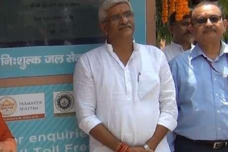 जल शक्ति मंत्री गजेंद्र सिंह शेखावत का दावा... दो साल में हो जाएगी गंगा साफ़