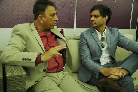 सुनील गावस्कर से मिले ताहिर राज, कहा- अब फिल्म के साथ कर सकेंगे न्याय